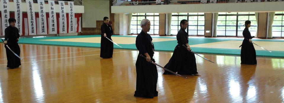 高知県立武道館